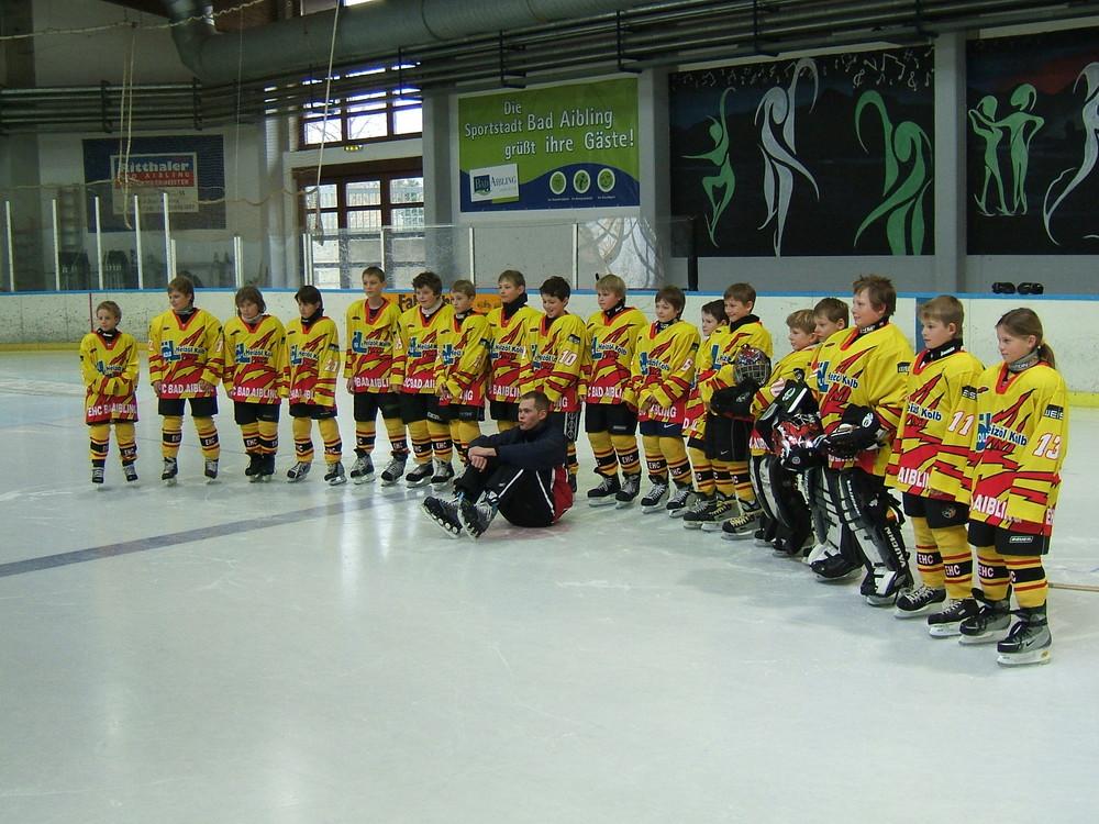 Kleinschüler Aibdogs Saison 06-07