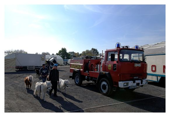 Kleinstadt Circus: Feuerwehr