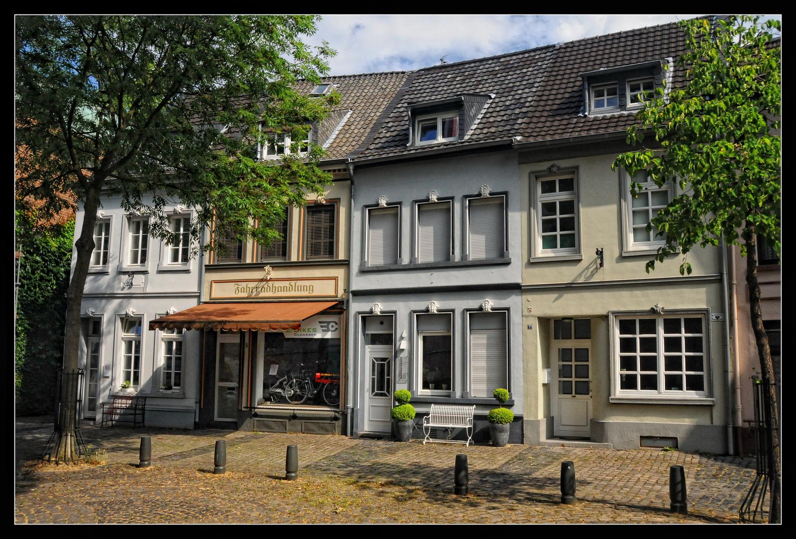 Kleinstadt-Idylle