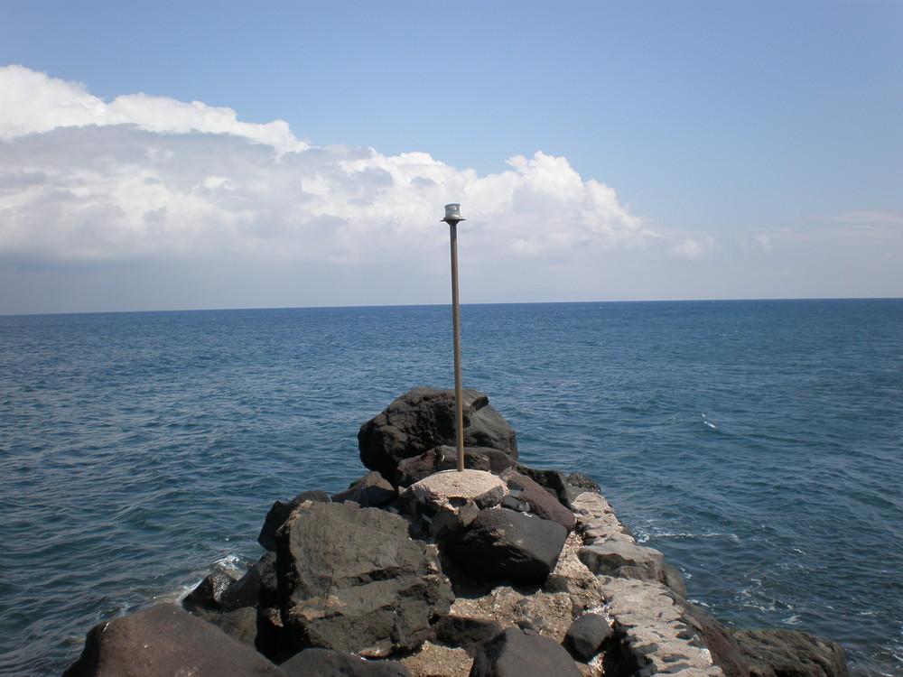 kleinster Leuchtturm der Welt