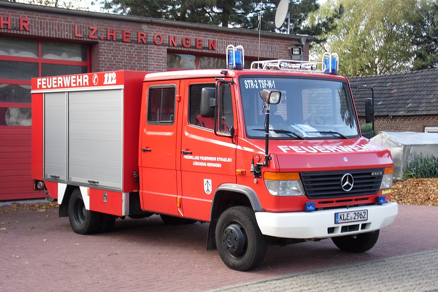 Kleintanklöschfahrzeug KTLF