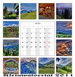 Kleinwalsertal ~ Kalender