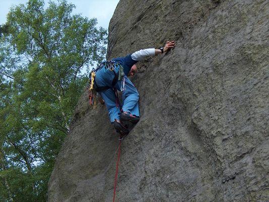 Klettern am Affenhorn