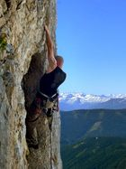 Klettern Hofpürglhütte