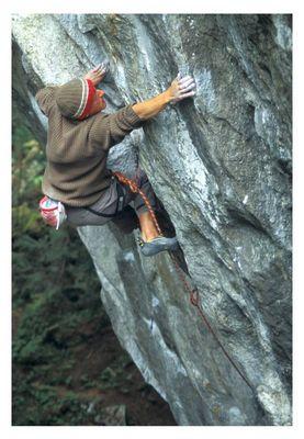 Klettern im Zillertal die 2.