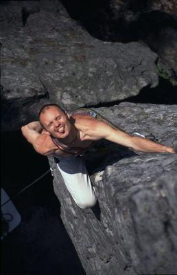 Klettern in Heuscheuer