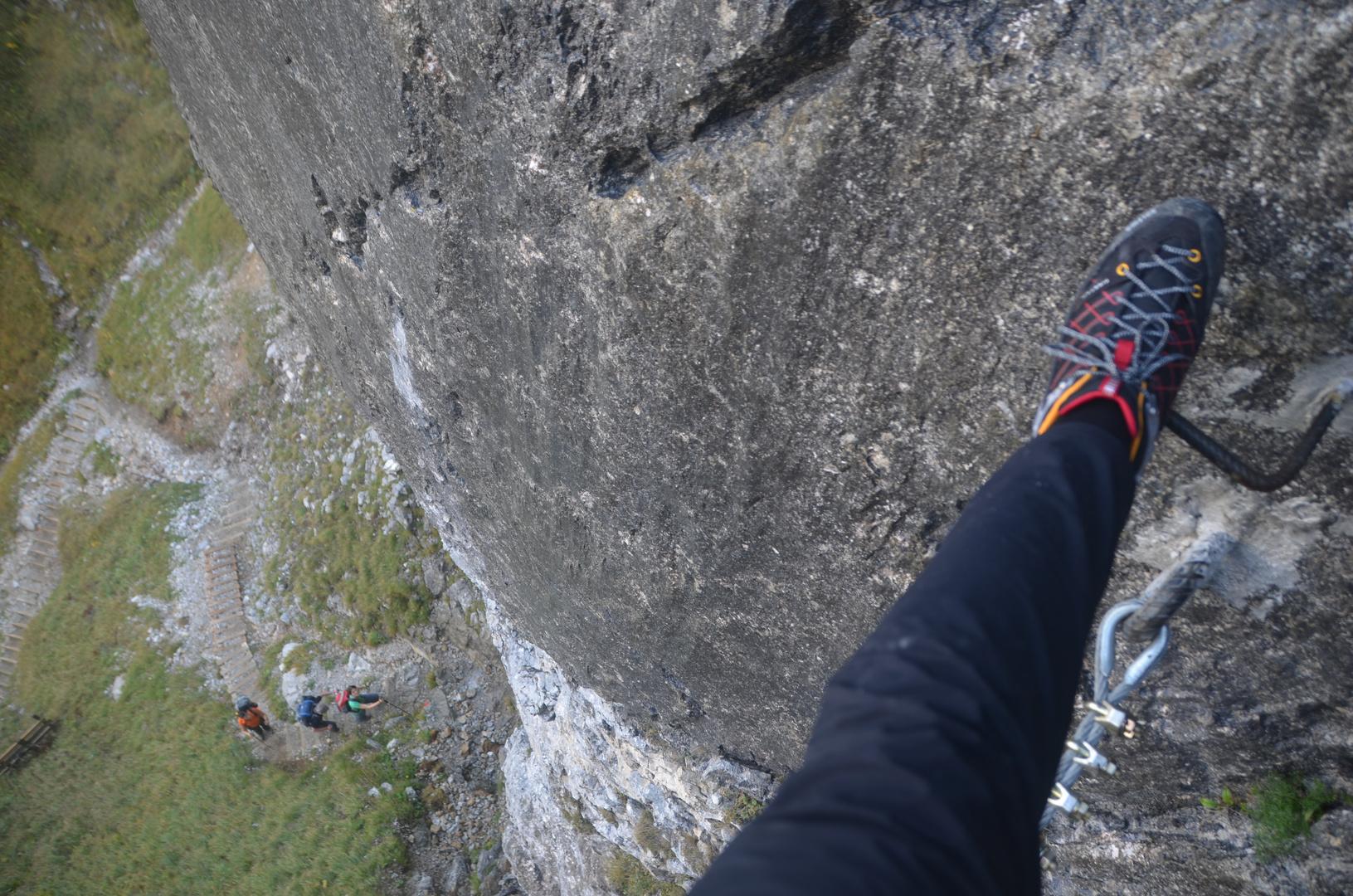 Klettern und Wandern hautnah