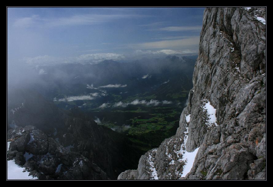 Klettersteig auf den Dachstein