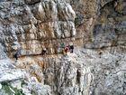 Klettersteig - Geher