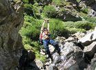 Klettersteig Wilde Wasser 2