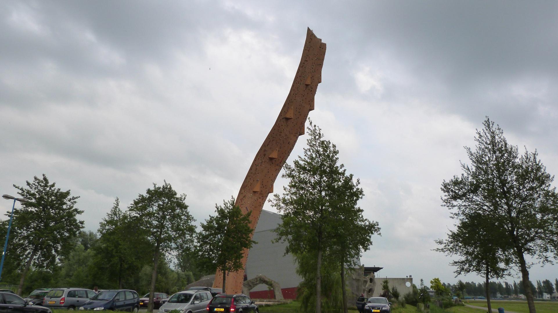 Kletterturm Excalibur
