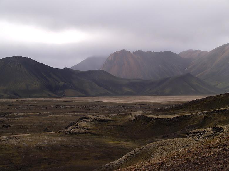 Kýlingar við Landmannaleið