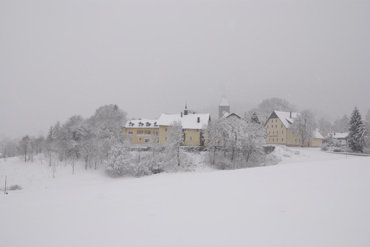 Klingenbrunn im Winter