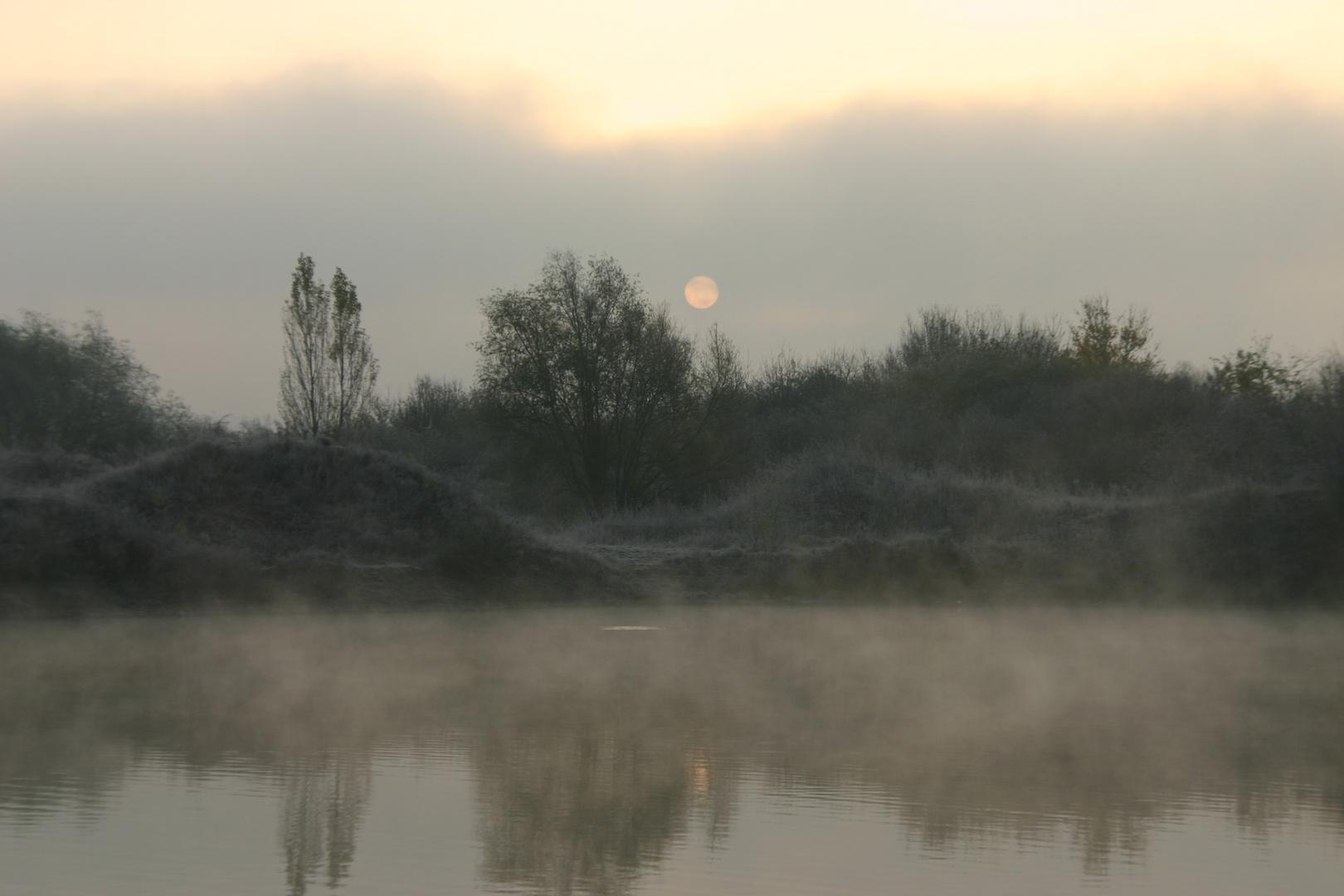 Klingesee am 13.11.2011