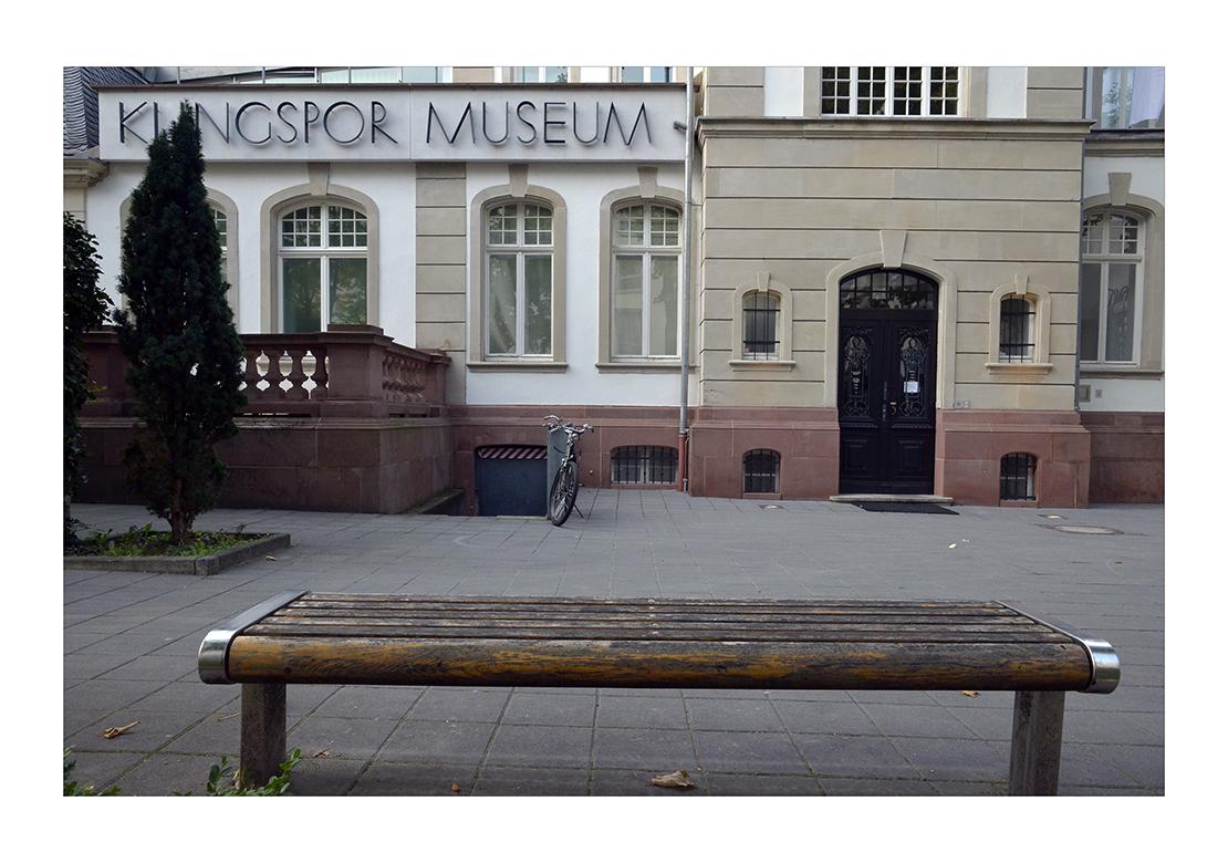 Klingspor Museum Offenbach am Main