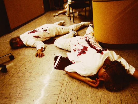 Klinik Massaker II