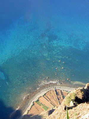 Klippe Cabo Girão