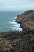 Klippe im Kalbarri National Park