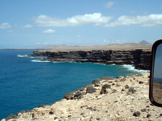 Klippen auf Fuerteventura