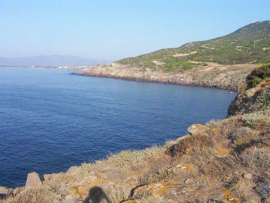 Klippen im Norden Sardiniens