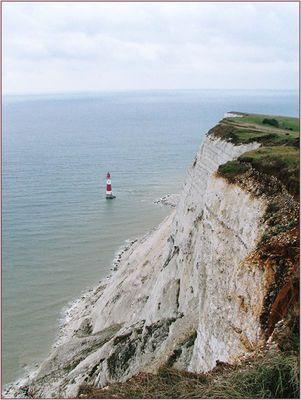 Klippenkette bei Beachy Head