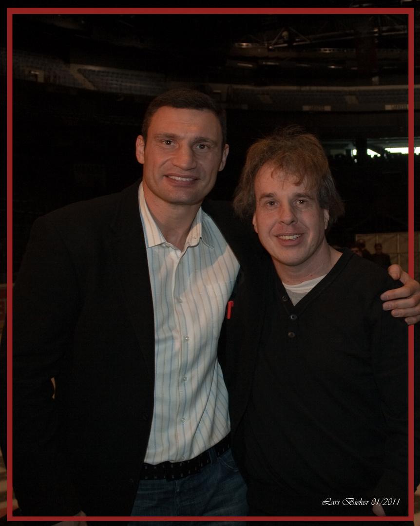 Klitschko und Ich