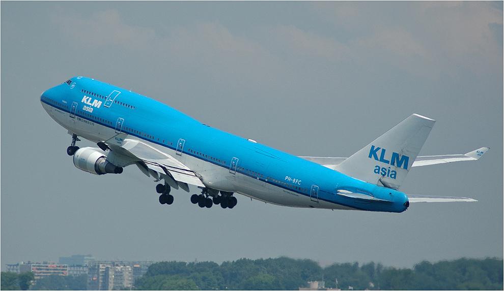 KLM asia