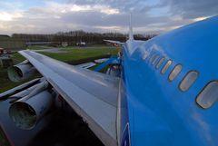 KLM PH-BUK 'Louis Blériot' (Boeing 747-206B / 747-306)