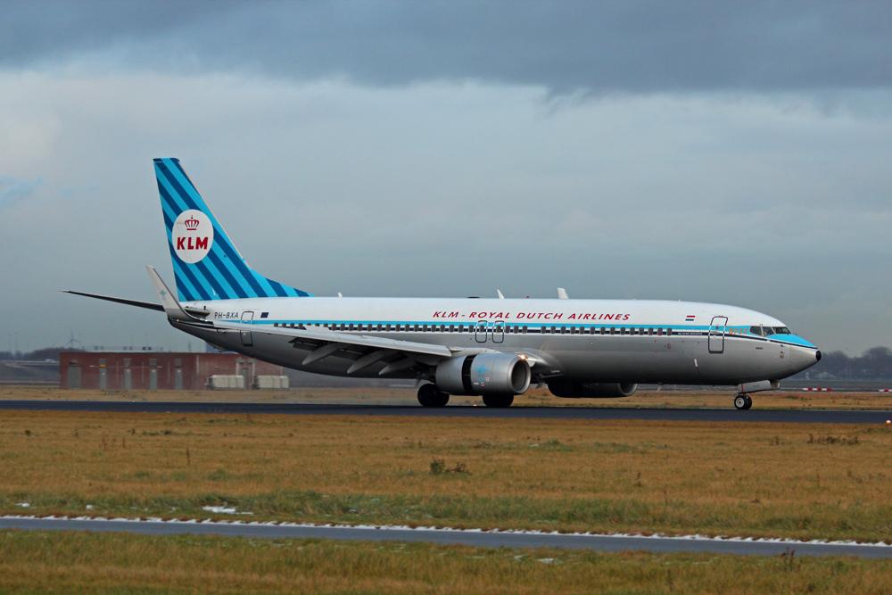 KLM retro