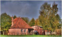 Klockenhagen Freilichtmuseum