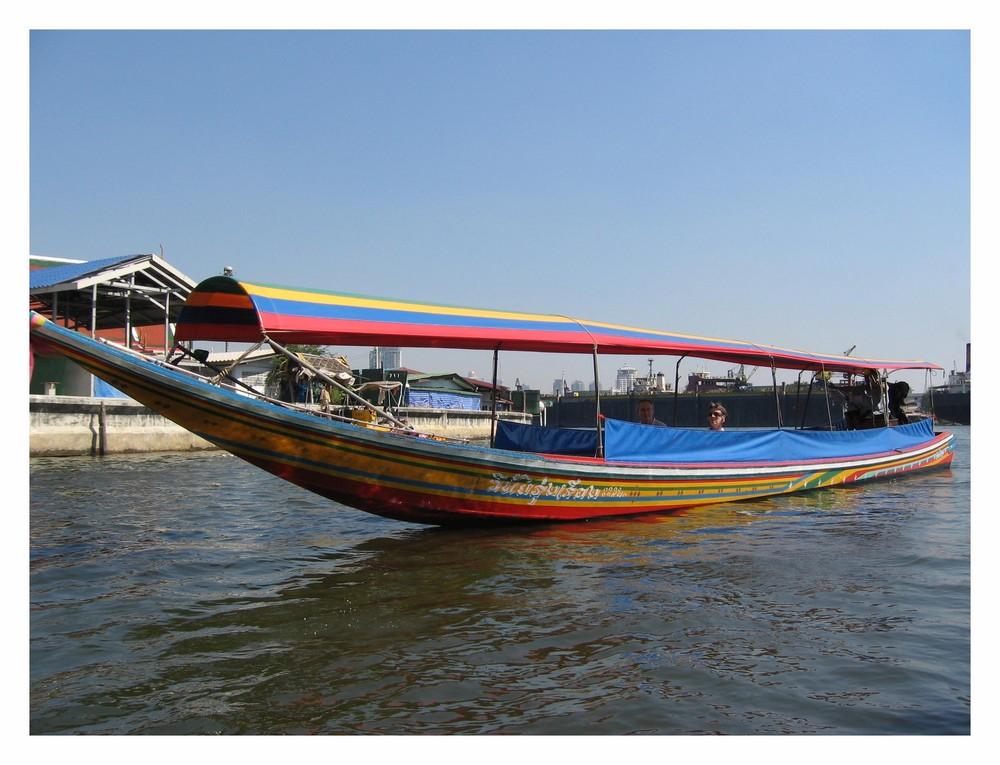 Klong-Boot