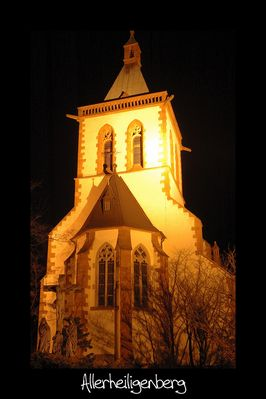 Kloster Allerheiligenberg Lahnstein