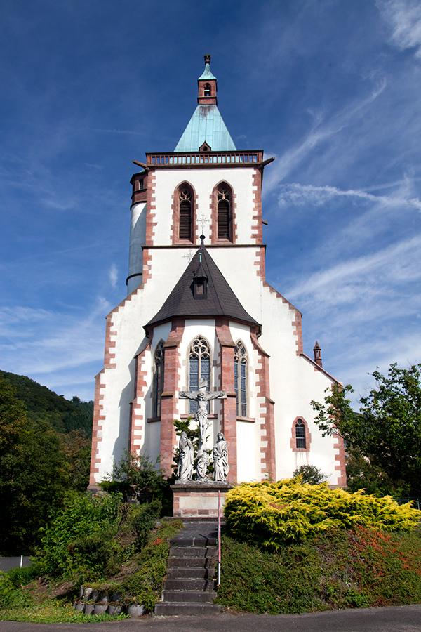 Kloster am Heiligenberg bei Lahnstein