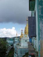 Kloster am Mt. Popa