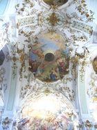 Kloster Andechs-Kirchendecke