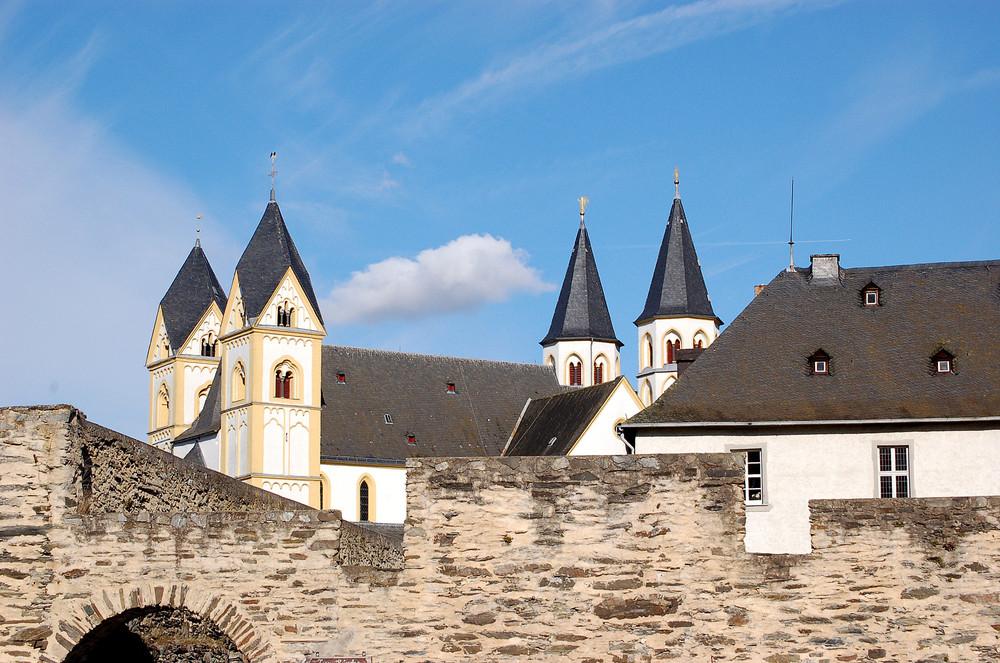 Kloster Arnstein im Lahntal