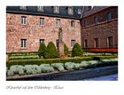 Kloster auf dem Odilienberg....