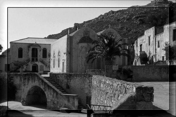 Kloster auf Kreta I