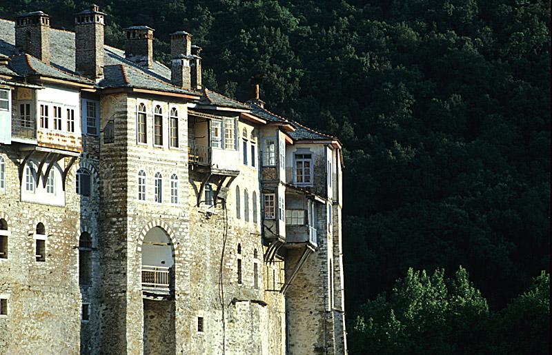 Kloster-Aussenmauer