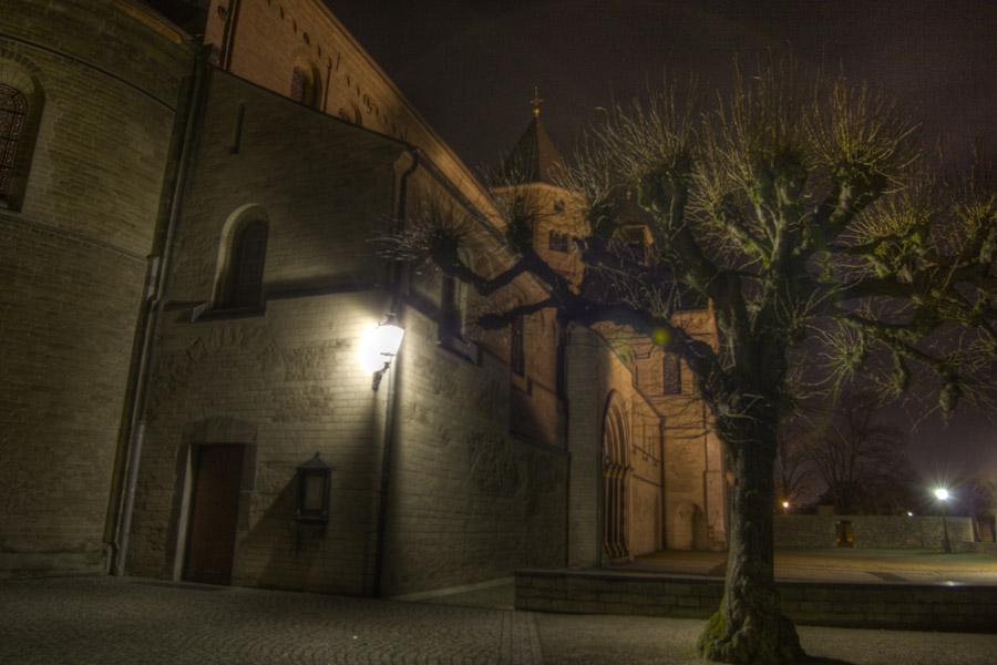 Kloster Basilika in Knechtsteden Part two.