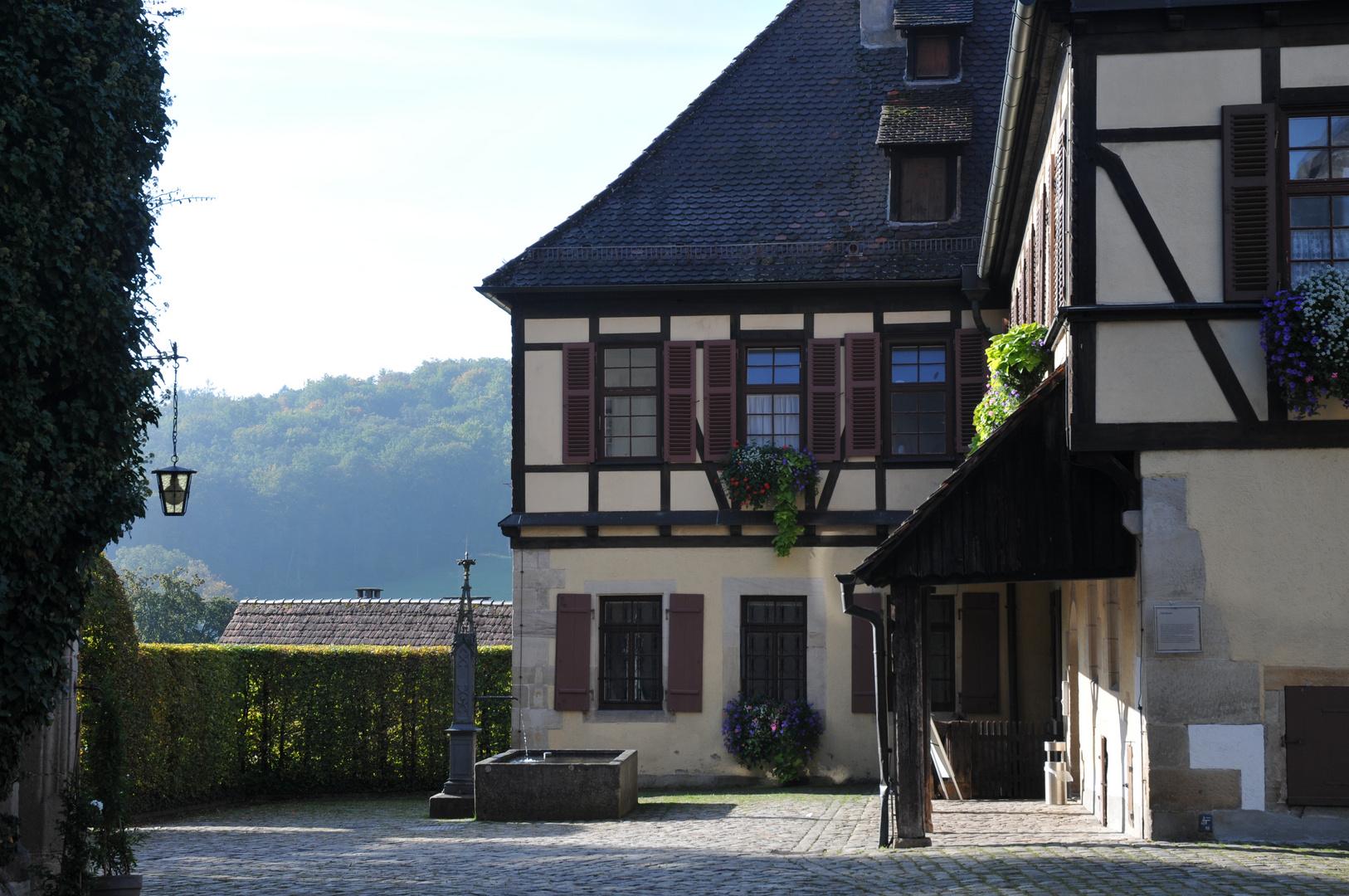 Kloster Bebenhausen bei Tübingen 4/5