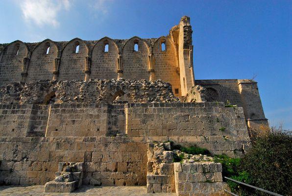 Kloster Bellapais; Kyrenia/Girne (Nordzypern)