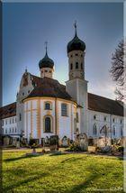 Kloster Benediktbeuern HDR