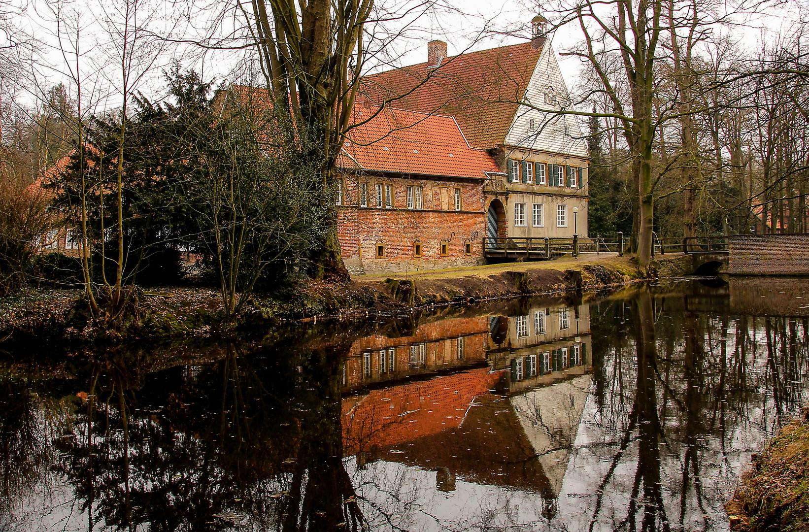 Kloster Burg Dinklage (Dietrichsburg)
