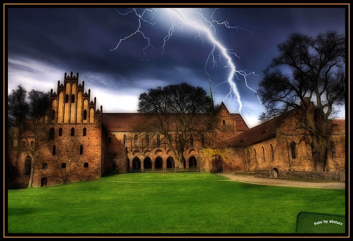 Kloster Chorin 2 (HDR)