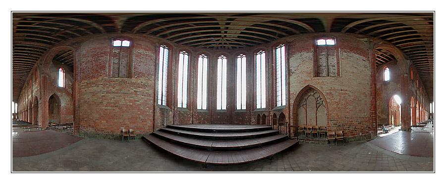 Kloster Chorin, 360°