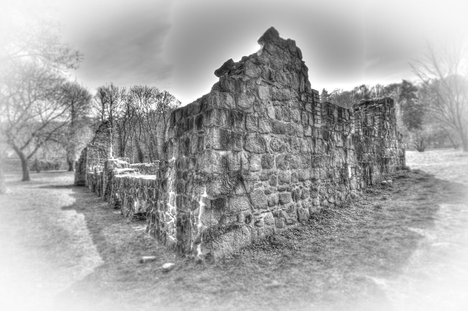 Kloster Chorin Ruine