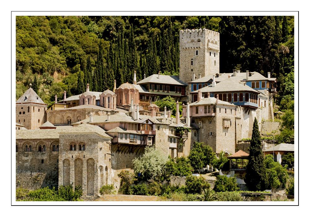 Kloster Dochiariou - Athos