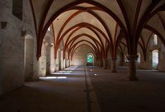 Kloster Eberbach Dormitorium