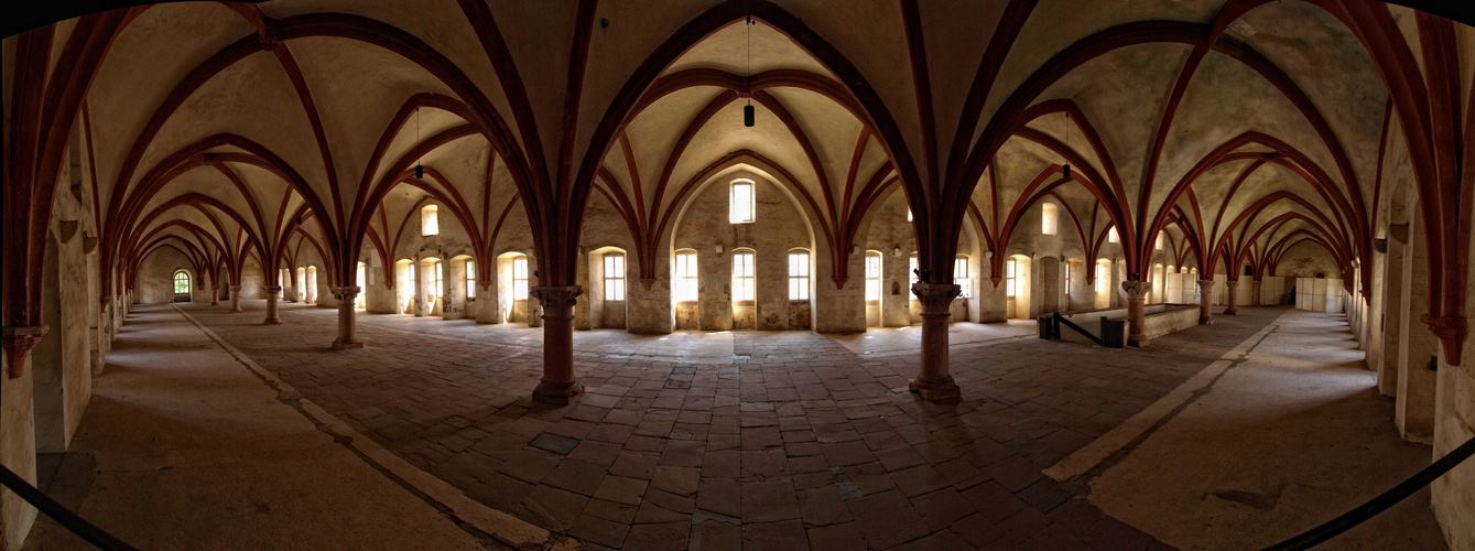 Kloster Eberbach I